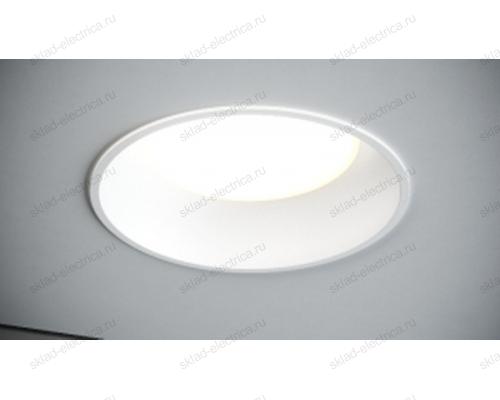Светильник встраиваемый белый Quest Light CRATER white
