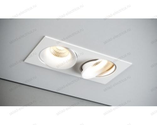 Светильник встраиваемый белый Quest Light CLOUD 02 white