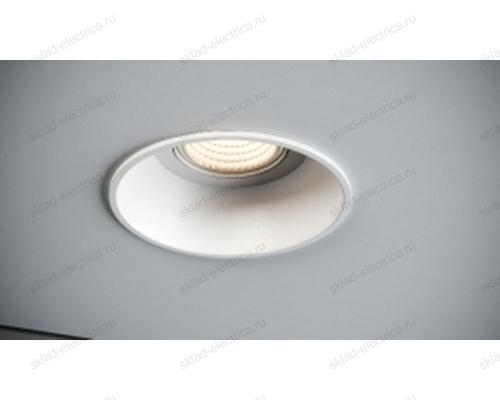 Светильник встраиваемый белый Quest Light CLASSIC LD white