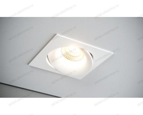 Светильник встраиваемый белый Quest Light CLOUD 01 white