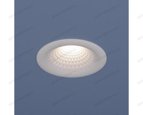 Встраиваемый потолочный LED светильник 9904 LED 5W WH белый
