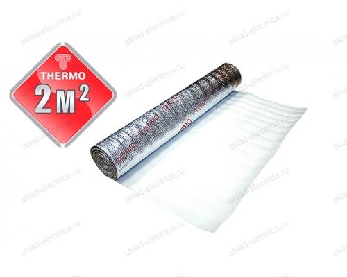 Теплоизоляция для теплого пола 2 кв.м Thermo