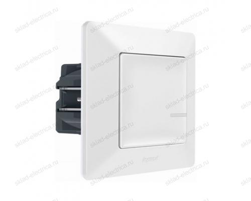 Выключатель с опцией светорегулирования 5-300 Вт цвет Белый Valena Life Legrand NETATMO 752184