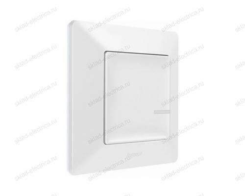 Выключатель одноклавишный беспроводной цвет Белый Valena Life Legrand NETATMO 752185