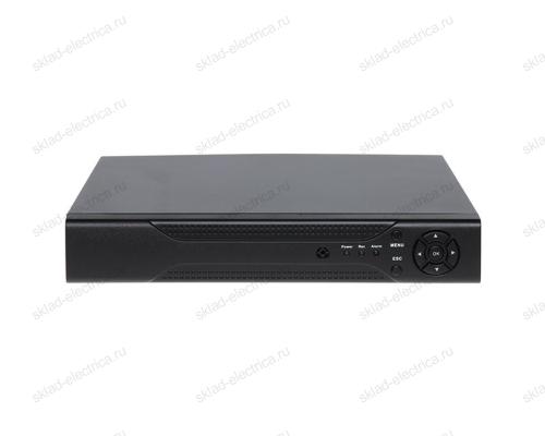 Видеорегистратор гибридный 16-ти канальный AHD 4Мп/IP, (без HDD) 45-0187