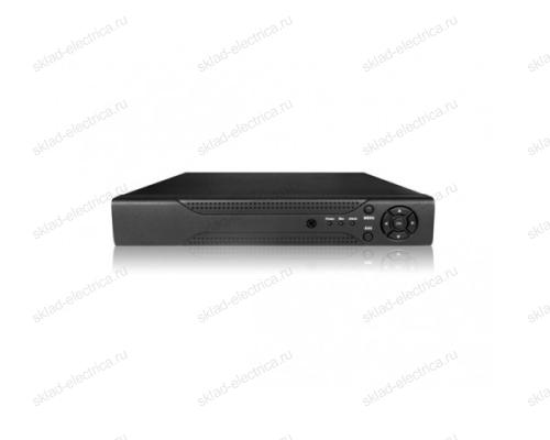 Видеорегистратор гибридный 16-ти канальный AHD-H(1080p)/IP, (без HDD) 45-0185
