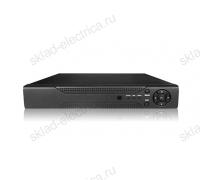 Видеорегистратор гибридный 8-ми канальный AHD-H(1080p)/IP, (без HDD) 45-0181