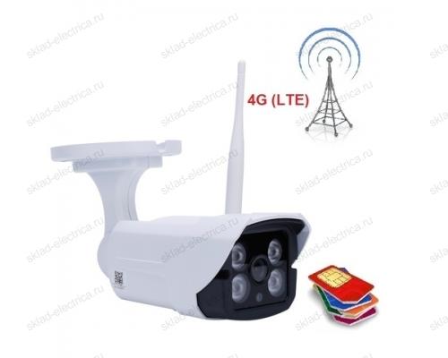 Беспроводная уличная 4G (LTE) Smart камера 45-0270